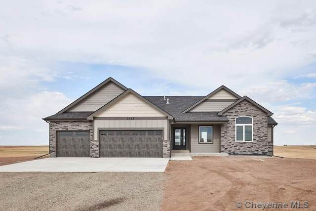TRACT 152 Scenic Ridge Dr, Cheyenne, WY 82009 (MLS #80047) :: RE/MAX Capitol Properties