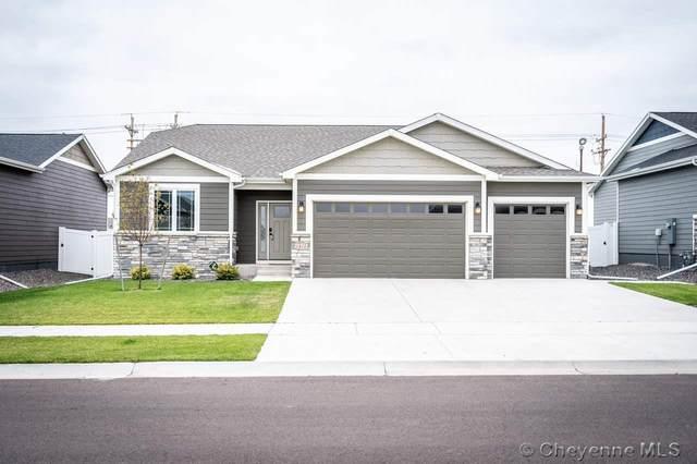 5612 Dayton Dr, Cheyenne, WY 82009 (MLS #80051) :: RE/MAX Capitol Properties