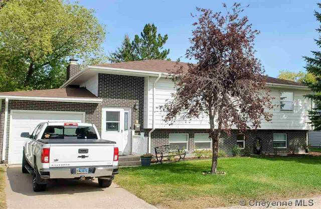 5033 Pineridge Ave, Cheyenne, WY  (MLS #80059) :: RE/MAX Capitol Properties