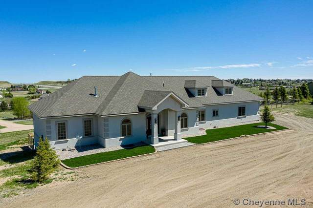 1116 Green Mtn Rd, Cheyenne, WY 82009 (MLS #80065) :: RE/MAX Capitol Properties