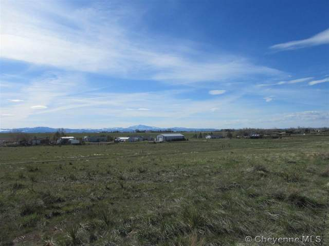 Lot 6 Jackrabbit Rd, Wheatland, WY 82201 (MLS #80072) :: RE/MAX Capitol Properties