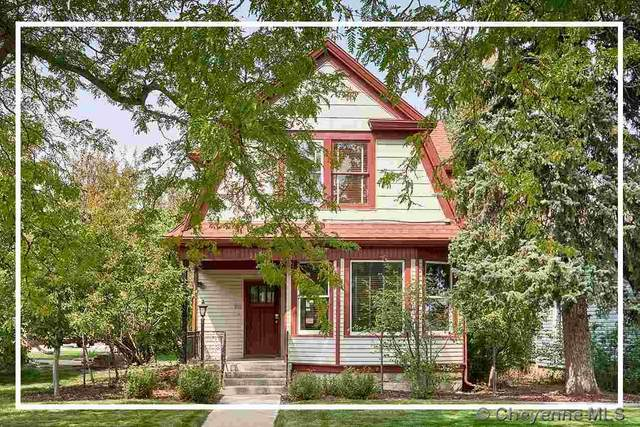 212 E 22ND ST, Cheyenne, WY 82001 (MLS #80073) :: RE/MAX Capitol Properties