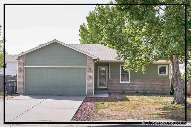 1617 Gold Dust Rd, Cheyenne, WY 82007 (MLS #80076) :: RE/MAX Capitol Properties