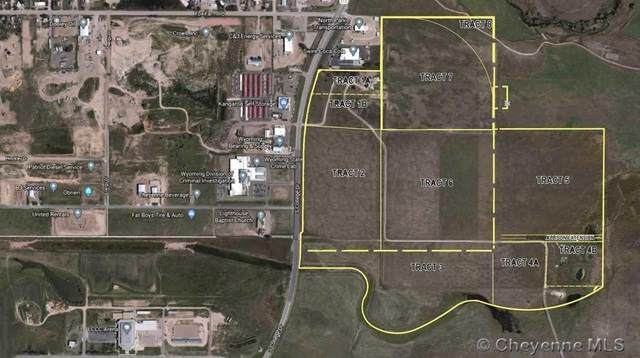 Tr 2,6,7 Tbd College Dr, Cheyenne, WY 82007 (MLS #80081) :: RE/MAX Capitol Properties