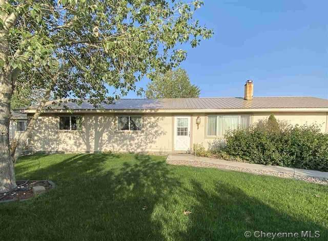 297 Bellis Rd, Wheatland, WY 82201 (MLS #80088) :: RE/MAX Capitol Properties