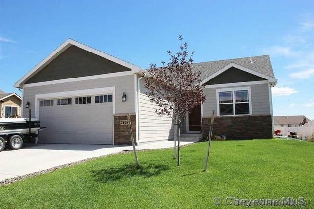 3267 Sandstone Lane, Cheyenne, WY 82009 (MLS #80106) :: RE/MAX Capitol Properties