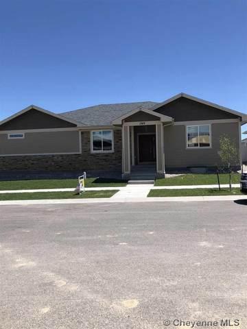 1320 Jack Ln, Cheyenne, WY 82009 (MLS #80111) :: RE/MAX Capitol Properties