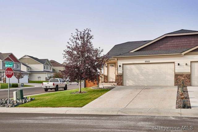 6950 Horse Soldier Rd, Cheyenne, WY 82001 (MLS #80112) :: RE/MAX Capitol Properties