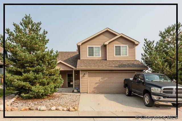 1321 Medley Loop, Cheyenne, WY 82007 (MLS #80122) :: RE/MAX Capitol Properties