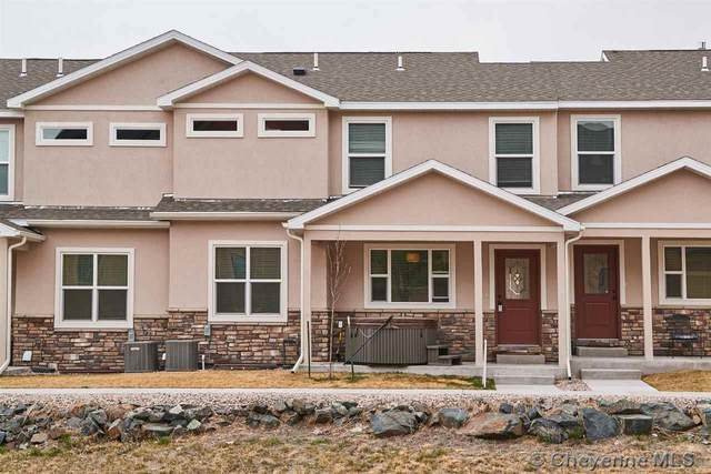 1029 Old Town Ln, Cheyenne, WY 82009 (MLS #80123) :: RE/MAX Capitol Properties