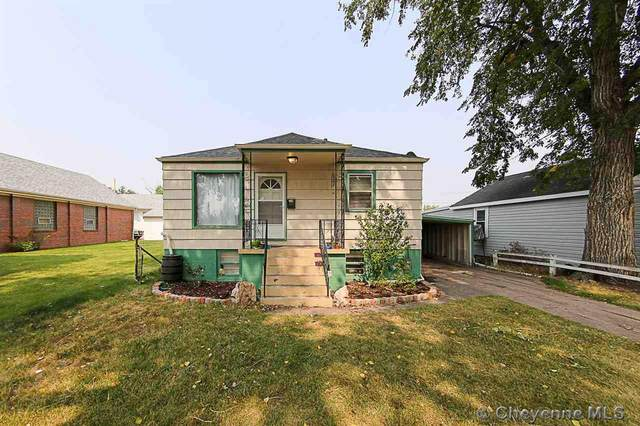 610 E 7TH ST, Cheyenne, WY 82007 (MLS #80124) :: RE/MAX Capitol Properties