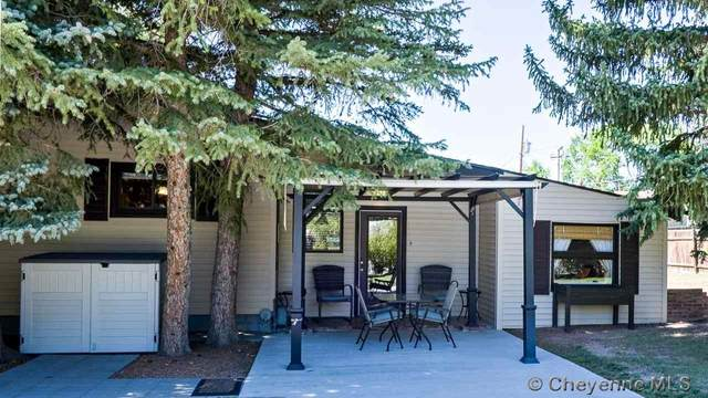 5720 Sunset Dr, Cheyenne, WY 82009 (MLS #80127) :: RE/MAX Capitol Properties