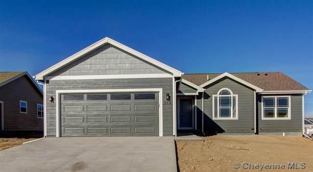 2107 Doran Lane, Cheyenne, WY 82001 (MLS #80132) :: RE/MAX Capitol Properties