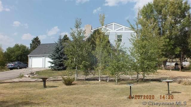 320 Utah St, Cheyenne, WY 82009 (MLS #80135) :: RE/MAX Capitol Properties
