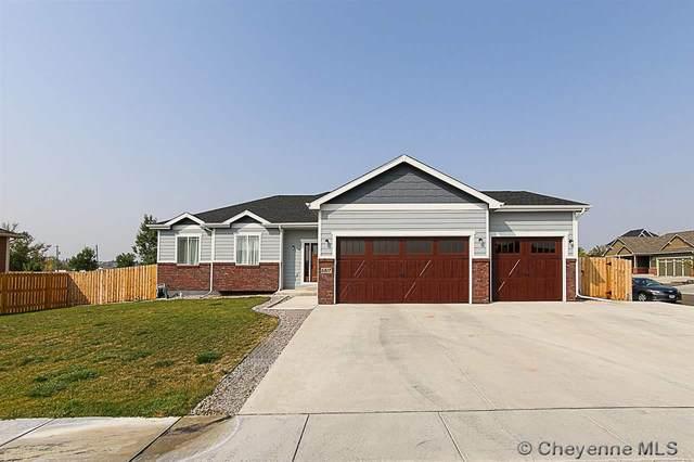 5817 Indigo Dr, Cheyenne, WY 82001 (MLS #80136) :: RE/MAX Capitol Properties