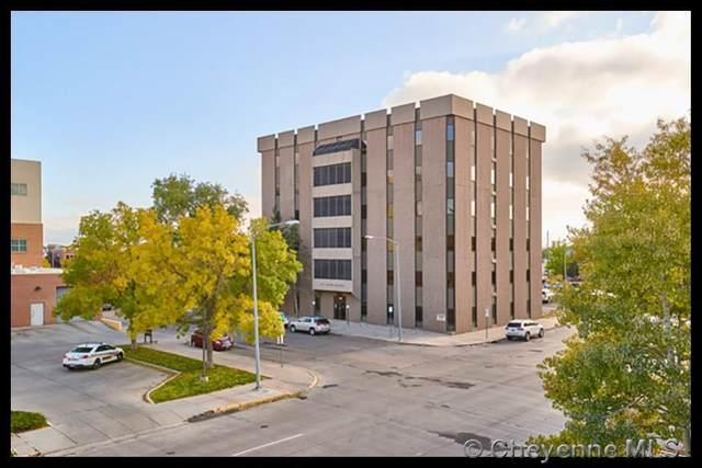 1920 Thomes Ave #510, Cheyenne, WY 82001 (MLS #80140) :: RE/MAX Capitol Properties