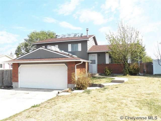 5001 Grandview Ave, Cheyenne, WY 82009 (MLS #80144) :: RE/MAX Capitol Properties