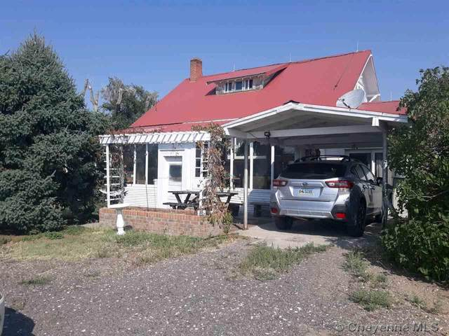 898 Slater Road, Wheatland, WY 82201 (MLS #80145) :: RE/MAX Capitol Properties