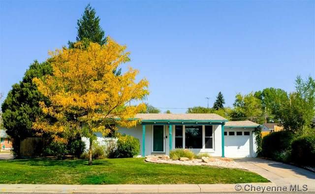 3416 Foxcroft Rd, Cheyenne, WY 82001 (MLS #80150) :: RE/MAX Capitol Properties