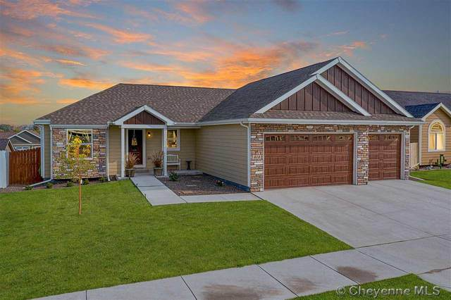 610 Grape St, Cheyenne, WY 82007 (MLS #80151) :: RE/MAX Capitol Properties