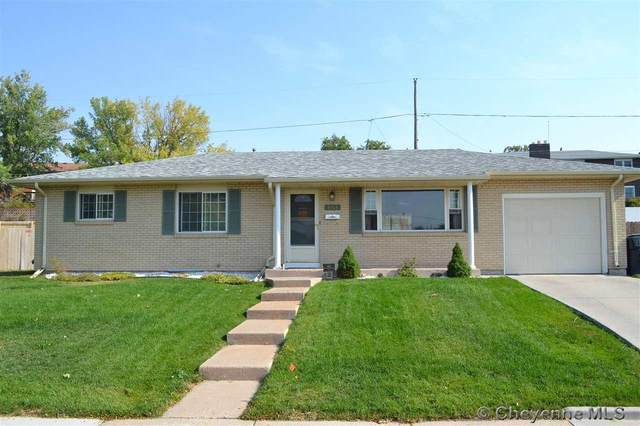 4414 E 16TH ST, Cheyenne, WY 82001 (MLS #80155) :: RE/MAX Capitol Properties