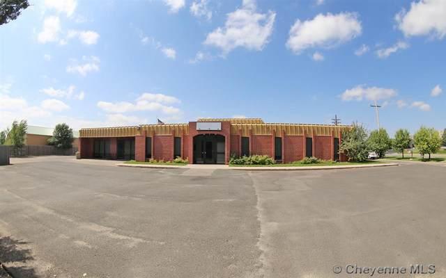 3425 Dell Range Blvd, Cheyenne, WY 82001 (MLS #80160) :: RE/MAX Capitol Properties