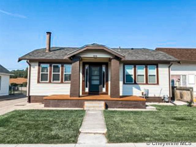 3210 Snyder Ave, Cheyenne, WY  (MLS #80167) :: RE/MAX Capitol Properties