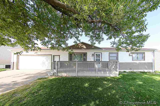 610 Simkins Ave, Pine Bluffs, WY 82082 (MLS #80171) :: RE/MAX Capitol Properties