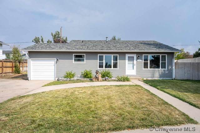 1131 Lummis Ct, Cheyenne, WY 82007 (MLS #80172) :: RE/MAX Capitol Properties