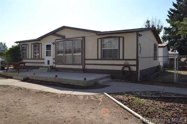 915 Drew Ct, Cheyenne, WY 82007 (MLS #80184) :: RE/MAX Capitol Properties