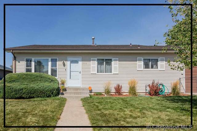 1510 Woodward Dr, Cheyenne, WY 82007 (MLS #80186) :: RE/MAX Capitol Properties