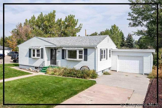 1802 Oxford Dr, Cheyenne, WY 82001 (MLS #80191) :: RE/MAX Capitol Properties