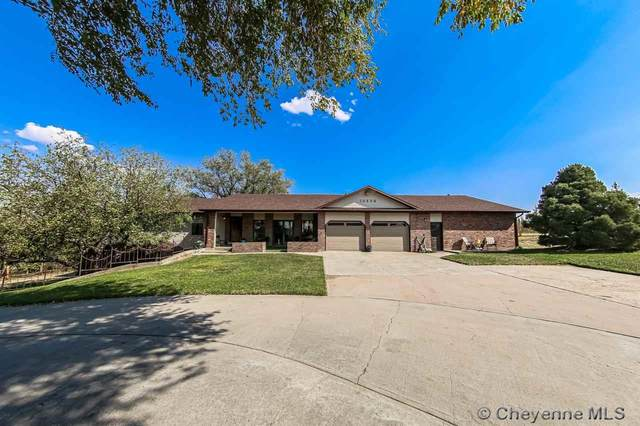10205 Yellowstone Rd, Cheyenne, WY 82009 (MLS #80211) :: RE/MAX Capitol Properties