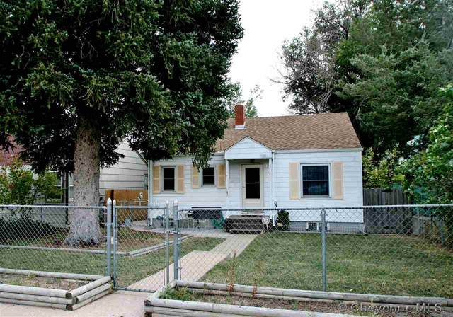1305 E 22ND ST, Cheyenne, WY 82001 (MLS #80223) :: RE/MAX Capitol Properties