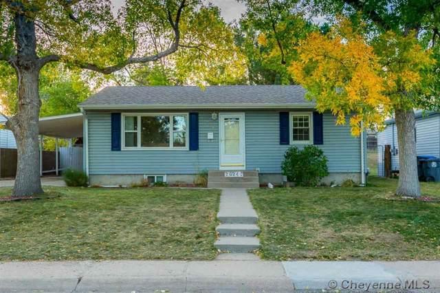 924 Kingham Dr, Cheyenne, WY 82001 (MLS #80225) :: RE/MAX Capitol Properties