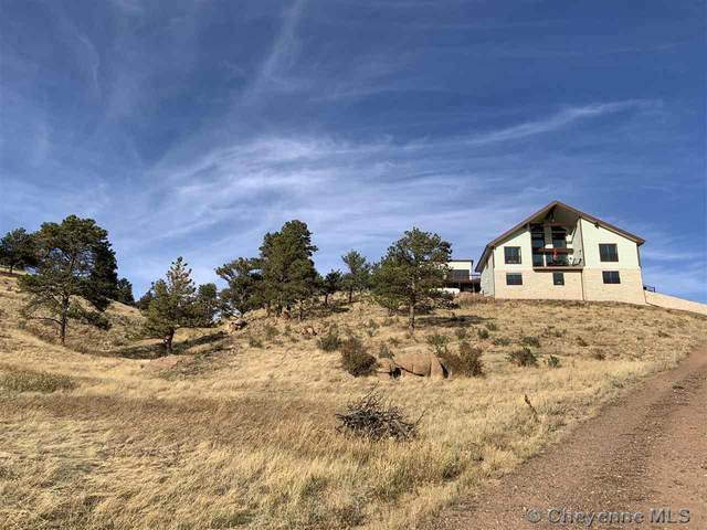 13 Harriman Dr, Granite Canon, WY  (MLS #80228) :: RE/MAX Capitol Properties