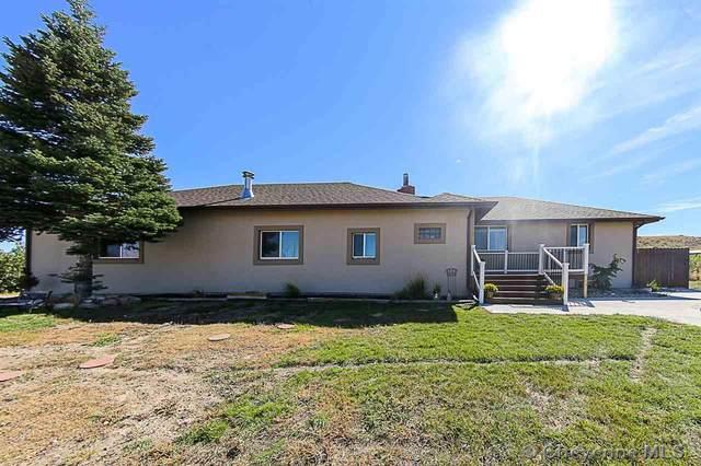 1611 W College Dr, Cheyenne, WY 82007 (MLS #80237) :: RE/MAX Capitol Properties