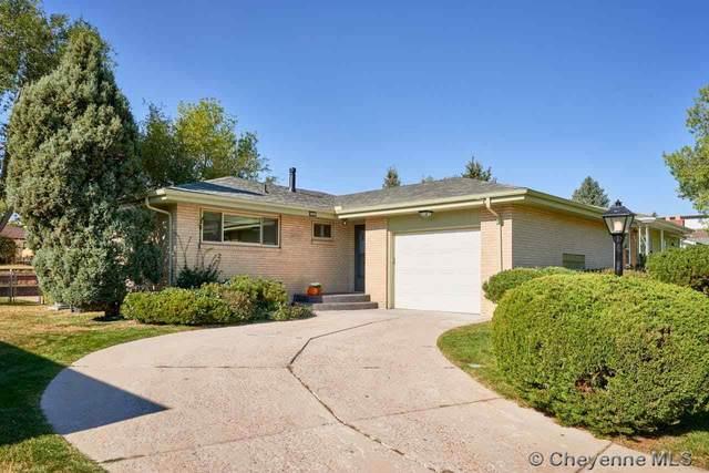 1815 Milton Dr, Cheyenne, WY 82001 (MLS #80245) :: RE/MAX Capitol Properties