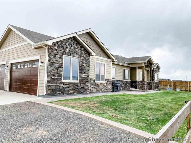 1459 Fire Star Dr, Cheyenne, WY 82009 (MLS #80247) :: RE/MAX Capitol Properties