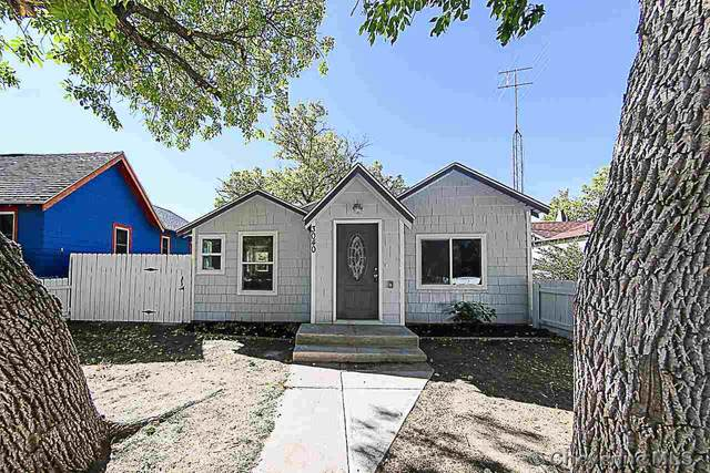 3040 Dillon Ave, Cheyenne, WY 82001 (MLS #80251) :: RE/MAX Capitol Properties