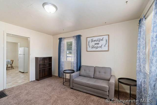 520 E 3RD ST, Cheyenne, WY 82007 (MLS #80255) :: RE/MAX Capitol Properties