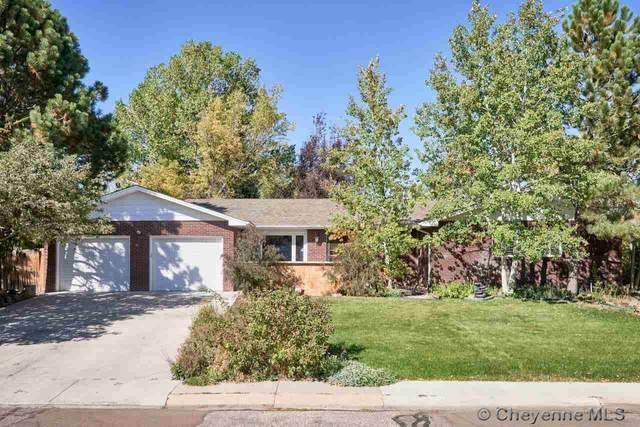730 Custer St, Cheyenne, WY 82009 (MLS #80256) :: RE/MAX Capitol Properties