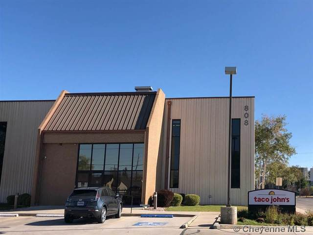 808 W 20TH ST, Cheyenne, WY 82001 (MLS #80263) :: RE/MAX Capitol Properties