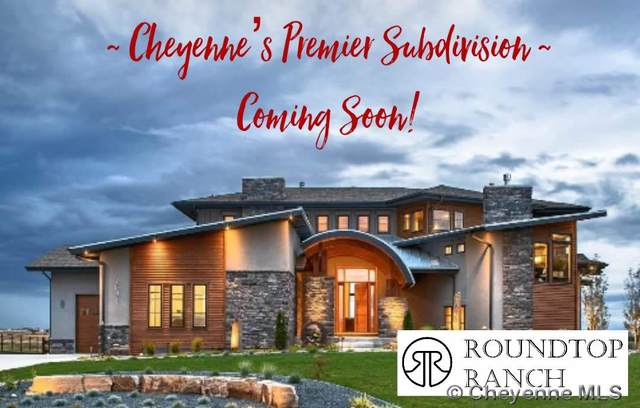 TBD Roundtop Rd, Cheyenne, WY 82009 (MLS #80266) :: RE/MAX Capitol Properties