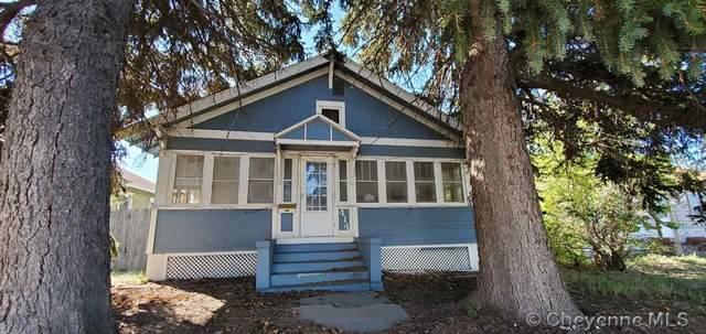414 E 3RD ST, Kimball, NE  (MLS #80278) :: RE/MAX Capitol Properties