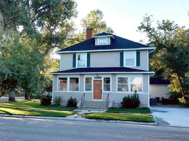 519 E 18TH ST, Cheyenne, WY 82001 (MLS #80338) :: RE/MAX Capitol Properties