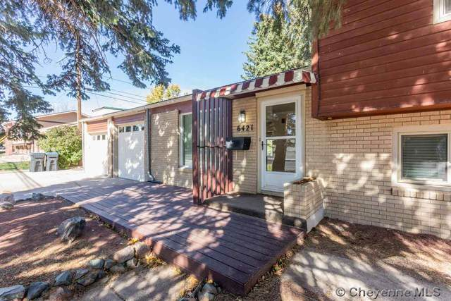 6421 Evers Blvd, Cheyenne, WY 82009 (MLS #80393) :: RE/MAX Capitol Properties
