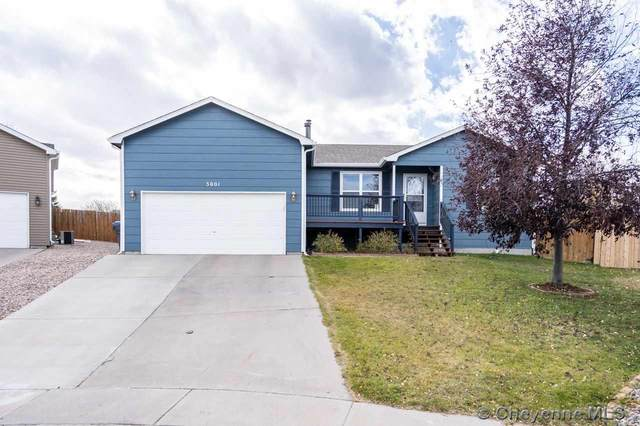 3001 Holland Ct, Cheyenne, WY 82009 (MLS #80435) :: RE/MAX Capitol Properties