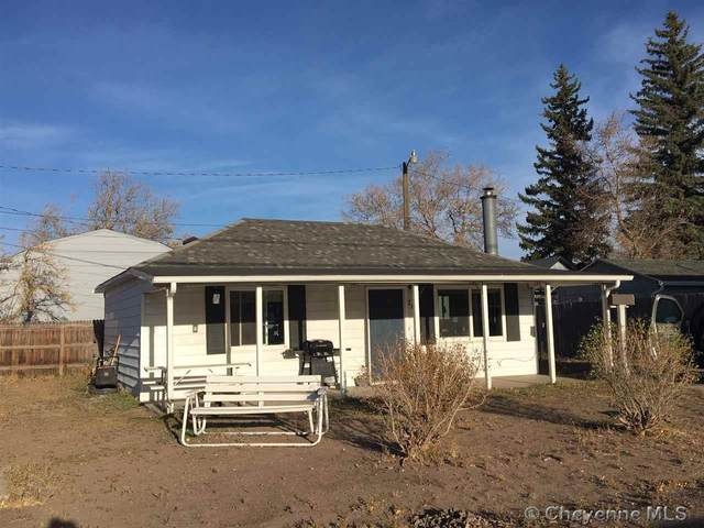 2101 Dillon Ave, Cheyenne, WY 82001 (MLS #80448) :: RE/MAX Capitol Properties