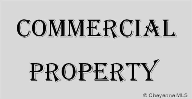 0 S Greeley Hwy, Cheyenne, WY 82007 (MLS #80460) :: RE/MAX Capitol Properties